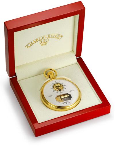 Reuge Pocket Watch CXH.17.4898.000 Brass