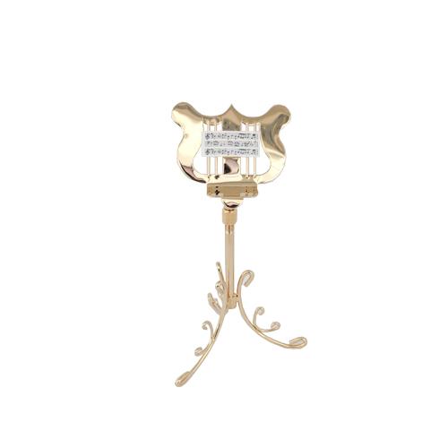 Miniature Brass Music Stand