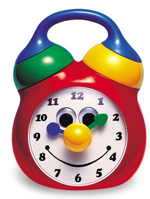 Tolo Toys Musical Clock for Children