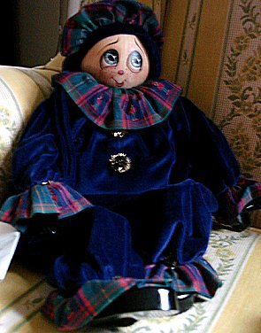 Xenis Collection  Jester Child - Elliot