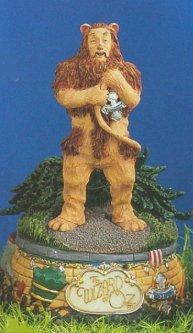 The Cowardly Lion from Wizard of Oz (Vintage)