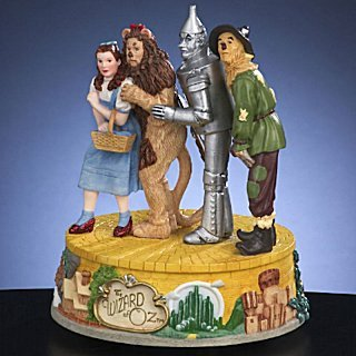 Four Friends of OZ Wizard of OZ