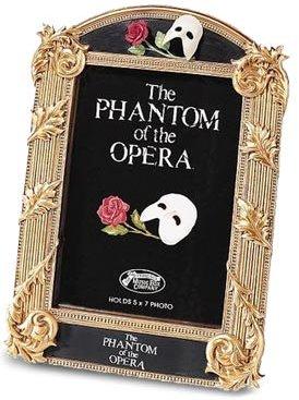 Musical Photo Frame Phantom Of The Opera