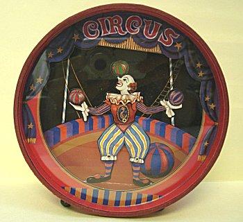 Animated Juggling Clown Bank
