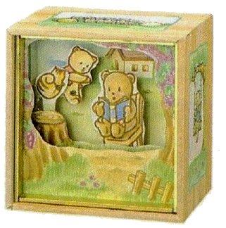 Animated Bashful Bears Story Time