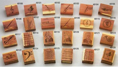 Cedar Boxes -  Laser Cut - All Instruments