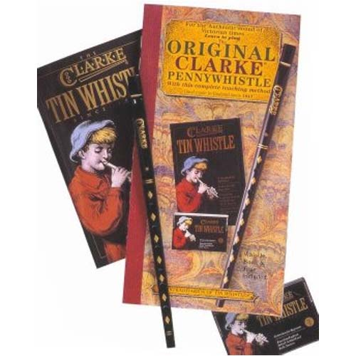 Clarke Original Pennywhistle Deluxe Package