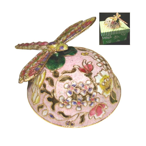 Cloisonne Musical Dragonfly