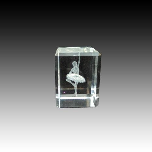 Crystal Cube of Ballerina