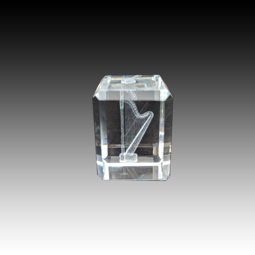 Crystal Cube of Harp