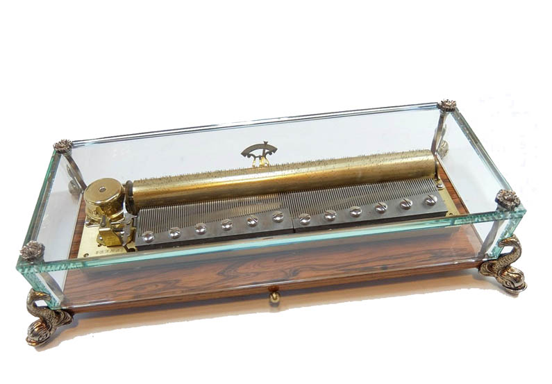 The Dauphin Musical Box 144 note Sublime Harmony