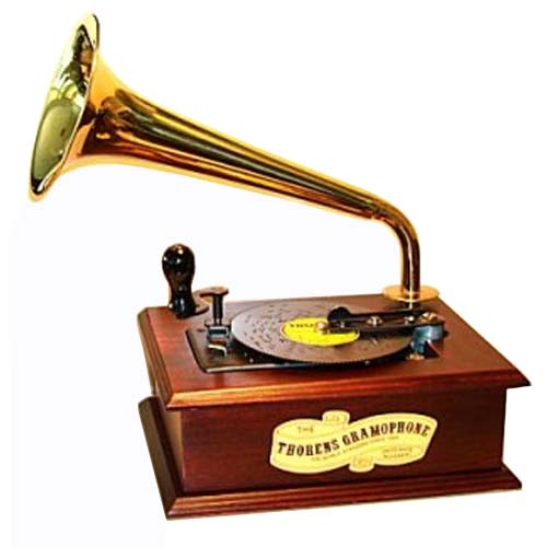 "Thorens Gramophone Disc Player AD30 (4.5"")"