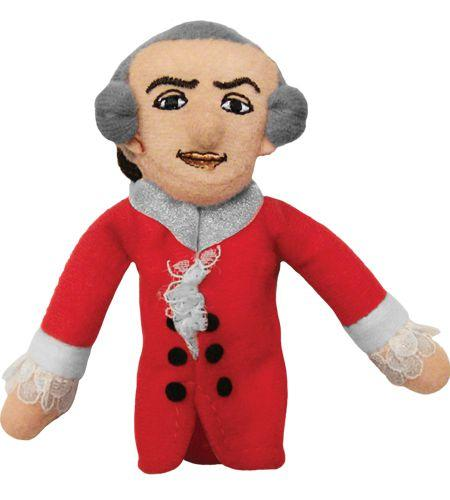 Unemployed Philosophers' Mozart Finger Puppet
