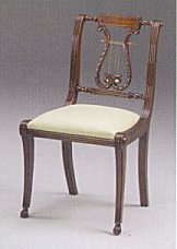 Lyre Dining Chair