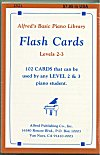 Flash Cards Alfreds Basic