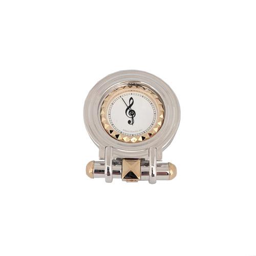 G Clef Clock by Albert Elovitz