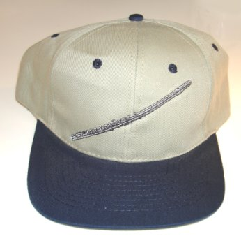Baseball Caps - Tan Flute