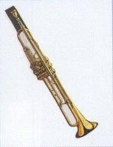 Shaped Tie Trumpet