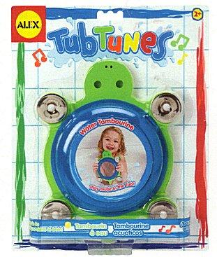 Alex Tub Tunes Tambourine