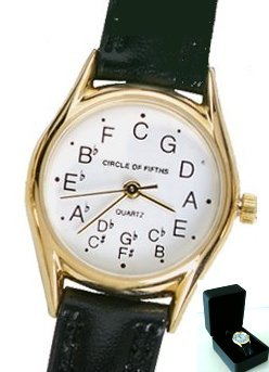 Circle of Fifths Standard watch