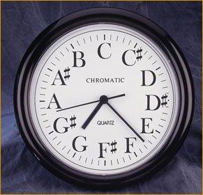 Chromatic Wall Clock