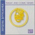 Bookmark Tragic & Comic Masks