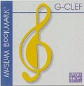 Bookmark G Clef