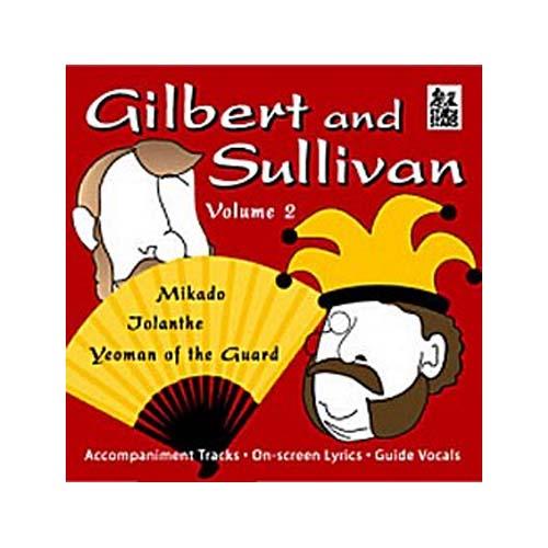 GILBERT AND SULLIVAN VOL 2