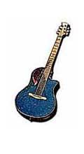 Harmony Future Primitive Tie Tac Guitar Ovation