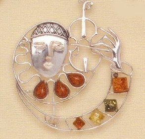 Amber Musical Jewelry