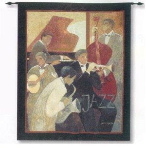 Wall Hanging - Jazz Quintet