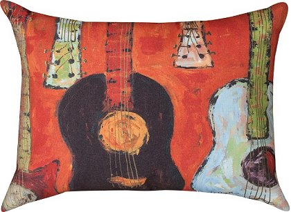 Pillows and Wall Hangings