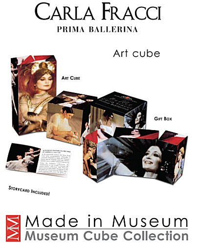 Museum Cube of Ballet