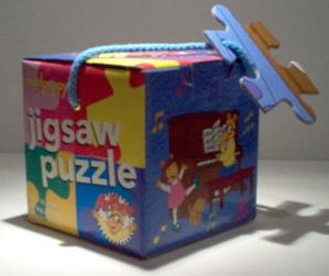 Puzzle Arthurs Music Time Jigsaw