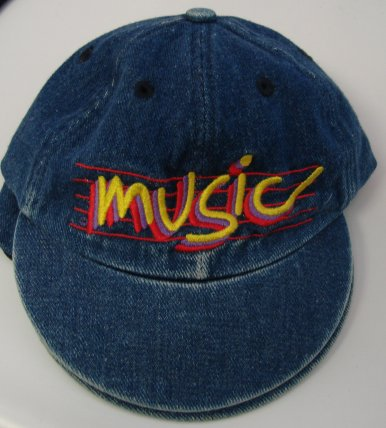 Baseball Cap, Childs Size Denim