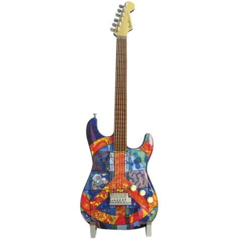 Guitarmania figurines - Peace