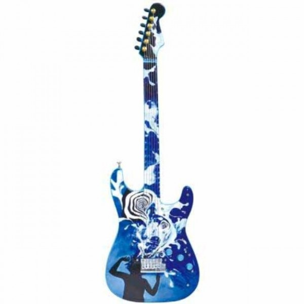 Guitarmania Figurine Splash