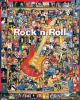 Rock and Roll Puzzle