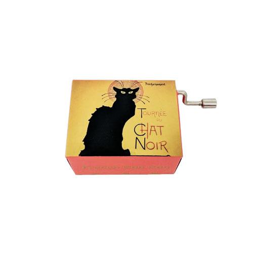 Hand Crank Chat Noir