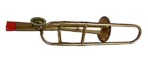 Kazoos - Trombone Shaped
