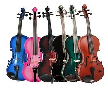 Barcus Berry Electric Violins