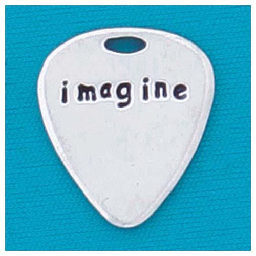 Imagine Guitar Pick by Basic Spirit