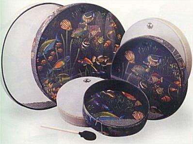 Remo Ocean Drums (Fish) 12