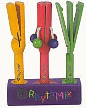 LP RhythMix 3 Piece Hand Percussion Set