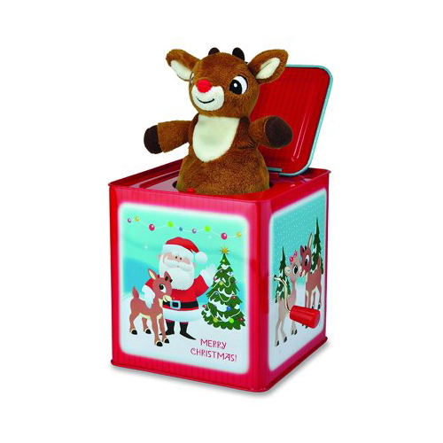 Rudolph Jack in the Box