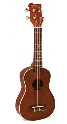 Kohala mahogany soprano ukulele AK-S
