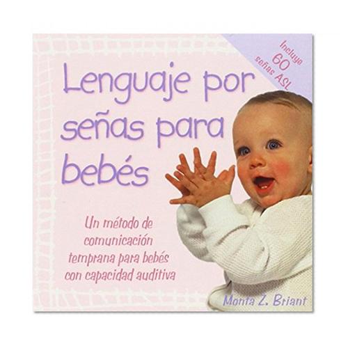 Spanish Baby sign language book
