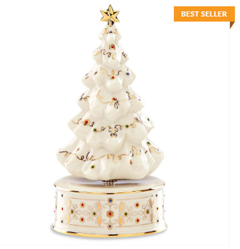 lenox christmas tree figurine - Lenox Christmas Decorations