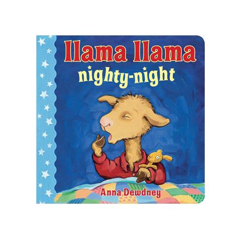 Llama Llama Night Night Board Book