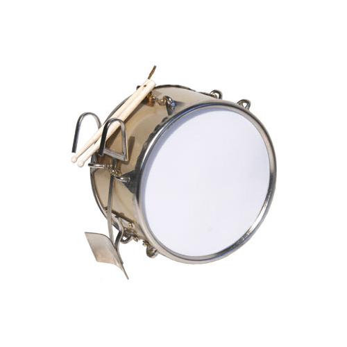 Miniature Bass Drum Gold
